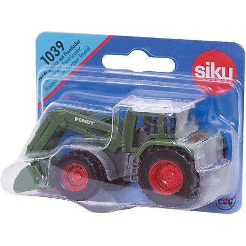SIKU 1039 Трактор Fendt с ковшом от SIKU