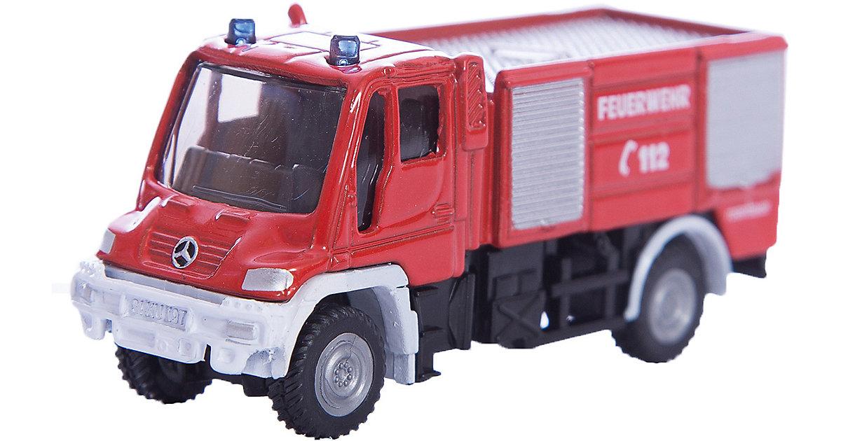 SIKU 1068 Unimog Feuerwehr 1:87