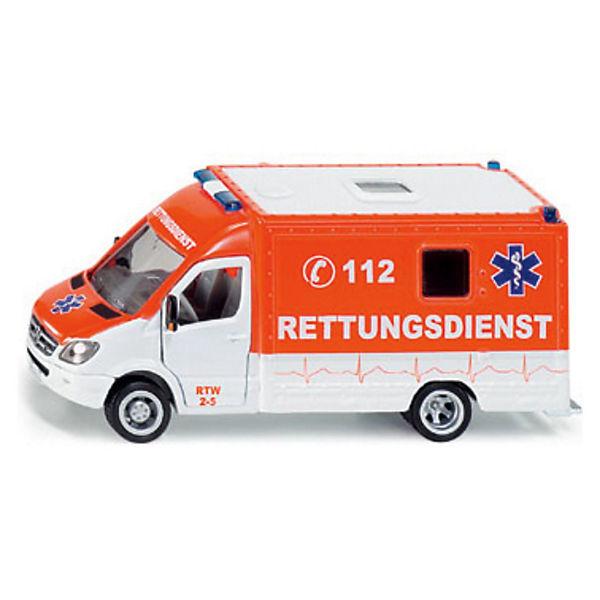 SIKU SIKU 2108 Rettungswagen  1:50, SIKU SIKU 30b4f4