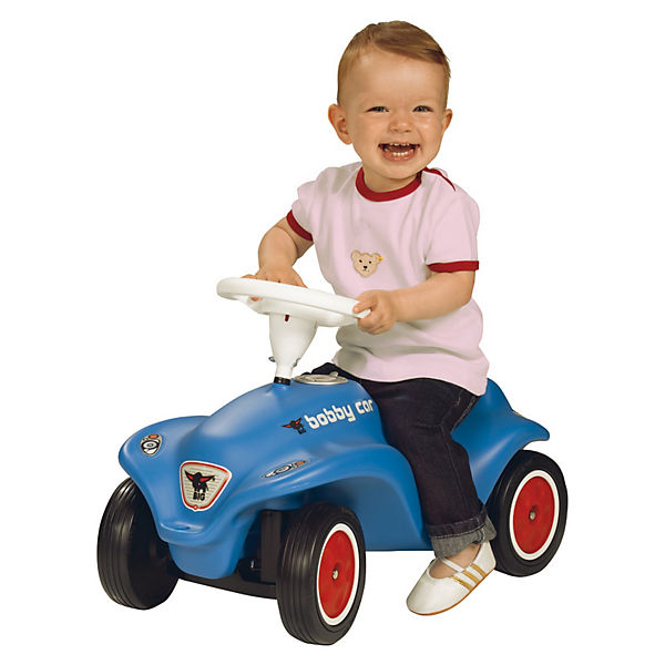 """Машинка-каталка Big """"New Bobby Car"""", синяя"""
