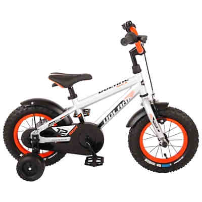 Rocky Kinderfahrrad - Jungen - 12 Zoll - Silber - - Prime Collection