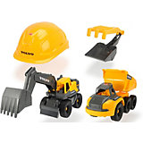 Набор Dickie Toys Construction Volvo
