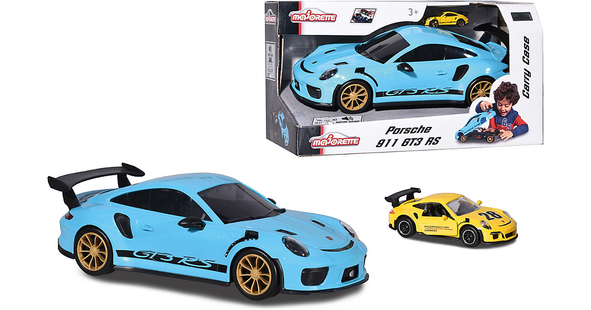 Porsche 911 GT3 RS Carry Case + 1 car