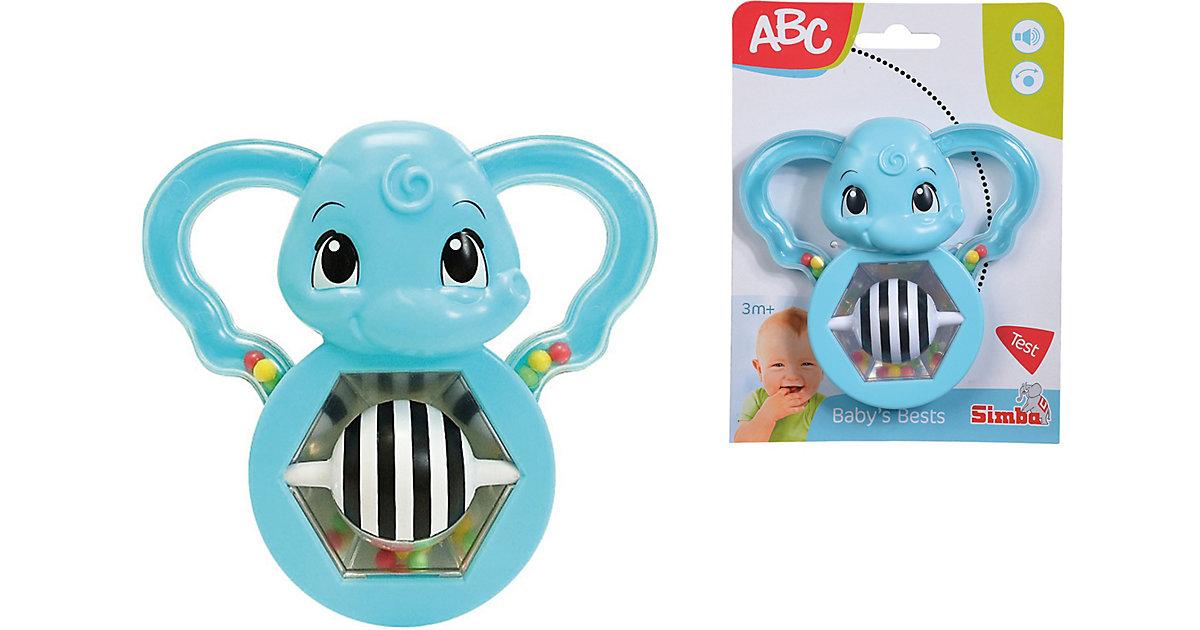 ABC rasselnder Spiegelelefant