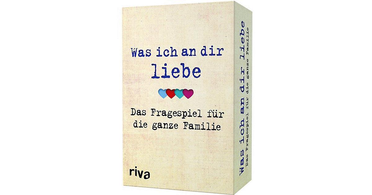 Was ich an dir liebe - Das Fragespiel die ganze Familie (Spiel)  Kinder