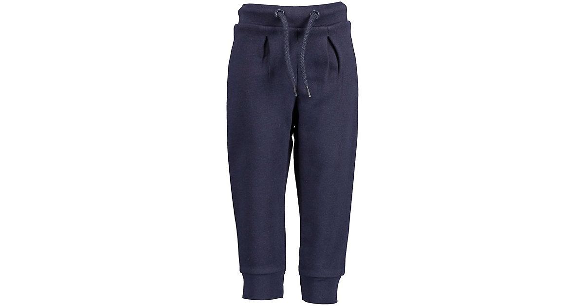 Baby Jogginghose , Organic Cotton dunkelblau Gr. 68 Mädchen Baby