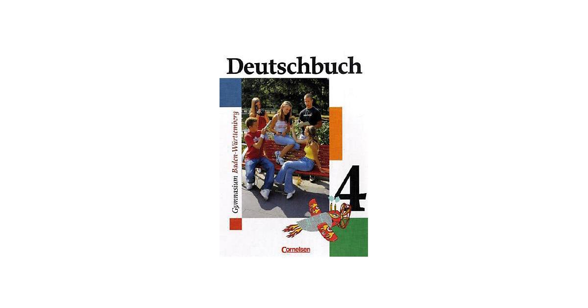 Deutschbuch, Gymnasium Baden-Württemberg: 8. Sc...