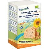 Детские мини-сухарики Fleur Alpine пшеничные, с 3 лет
