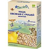 Каша Fleur Alpine молочная овсяная с грушей, с 5 мес