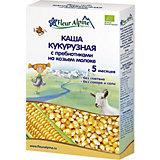 Каша Fleur Alpine на козьем молоке кукурузная с пребиотиками, с 5 мес