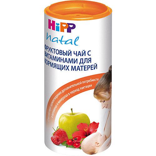 Чай для кормящих матерей HiPP фруктовый с витаминами от HiPP