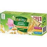 Детское печенье Heinz 6 злаков, с 6 мес