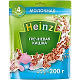 Каша Heinz молочная гречневая с Омега 3, с 4 мес