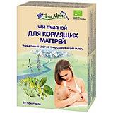 Чай для кормящих матерей Fleur Alpine травяной