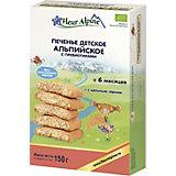 Детское печенье Fleur Alpine альпийское с пребиотиками, с 6 мес