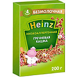 Каша Heinz низкоаллергенная гречневая, с 4 мес