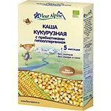 Каша Fleur Alpine кукурузная с пребиотиками гипоаллергенная, с 5 мес