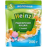 Каша Heinz молочная пшеничная тыква и Омега 3, с 5 мес