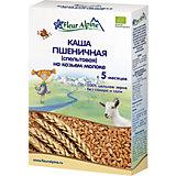 Каша Fleur Alpine пшеничная (спельтовая) на козьем молоке, с 5 мес
