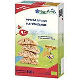 Детское печенье Fleur Alpine натуральное, с 9 мес