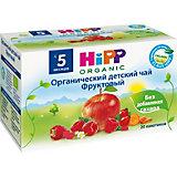 Детский чай HiPP фруктовый, с 5 мес