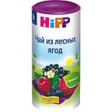 Детский чай HiPP из лесных ягод, с 6 мес