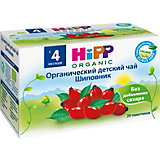 Детский чай HiPP шиповник, с 4 мес