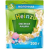 Каша Heinz молочная овсяная с Омега 3, с 5 мес