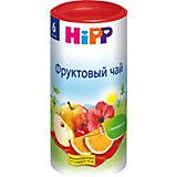 Детский чай HiPP фруктовый, с 6 мес