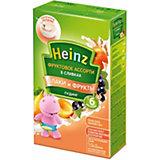 Молочный пудинг Heinz фруктовое ассорти в сливках, с 6 мес