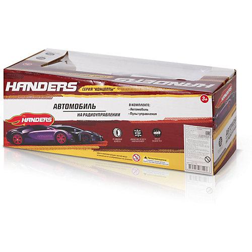 """Радиоуправляемая машинка Handers """"Концепты"""" Внедорожник Z110, 22 см от Handers"""