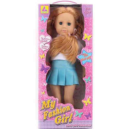 "Кукла King Time  ""Девочка с косичками"", 45 см от King Time"