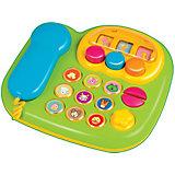 """Развивающая игрушка Mioshi """"Музыкальный телефон"""""""