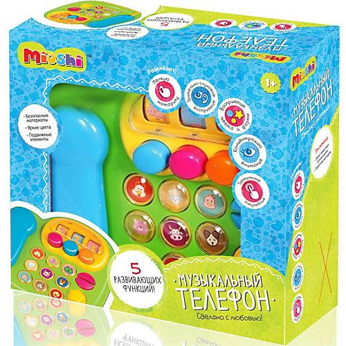 """Развивающая игрушка Mioshi """"Музыкальный телефон"""" от Mioshi"""