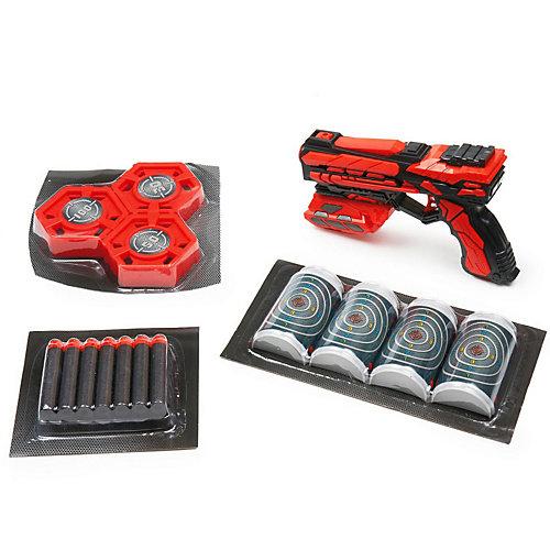 """Игровой набор Feng Jia """"Красное оружие"""" Стрелок K-18 от Mioshi"""