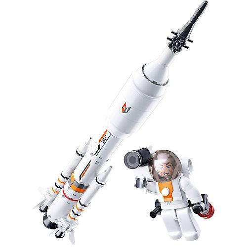 Конструктор Sluban Космос: ракета, 167 деталей от Sluban