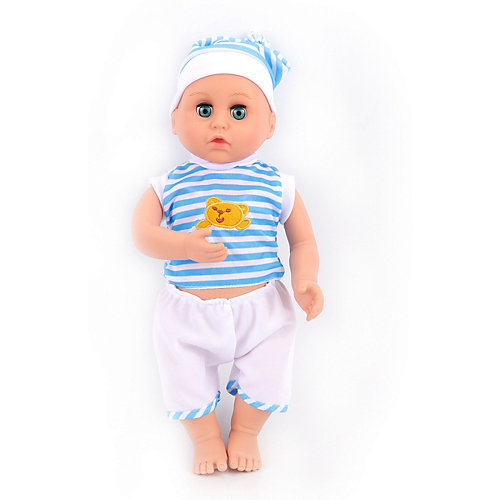 """Игровой набор с куклой-пупсом King Time  """"Малыш у доктора"""", 37 см от King Time"""