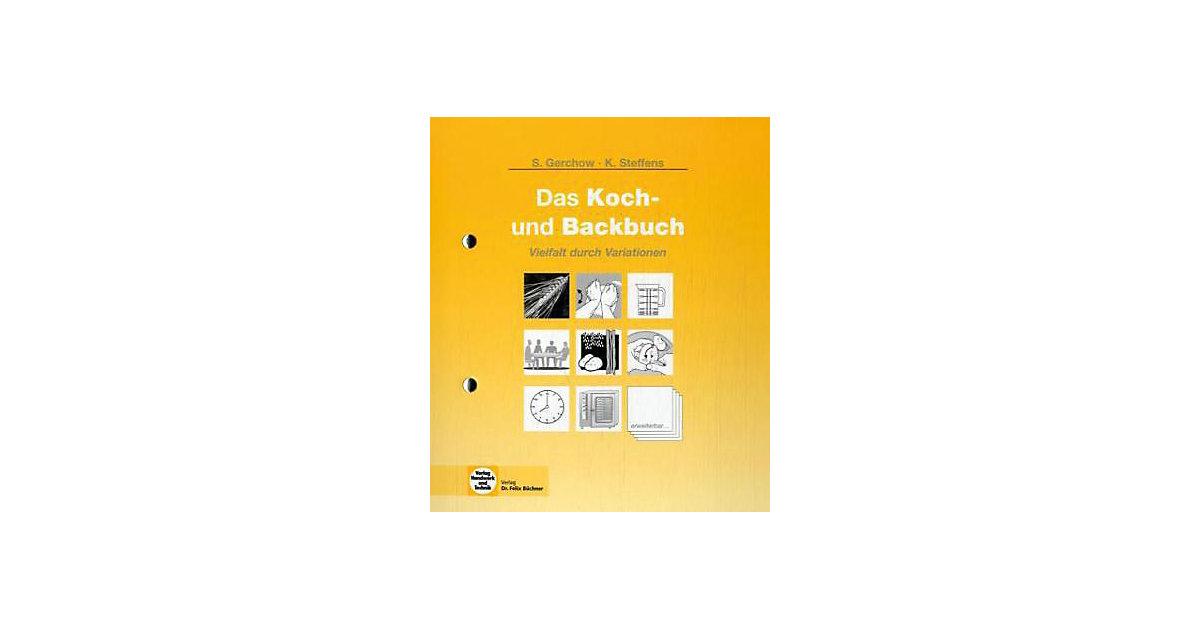 Das Koch- und Backbuch