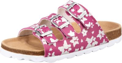 Pantoletten BIOS für Mädchen, Flamingos, RICHTER