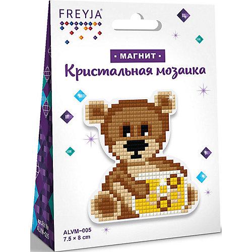 """Алмазная мозаика Фрея """"Магнит"""" Медвежонок, 8х7,5 см от Фрея"""