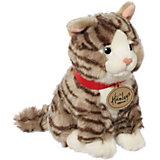 Мягкая игрушка Hamleys Полосатая кошка, 18 см