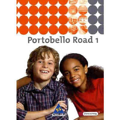 Portobello Road, Neuausgabe: Textbook für Klasse 5 Bd.1