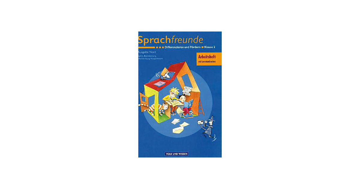 Sprachfreunde, Ausgabe Östliche Bundesländer (N...