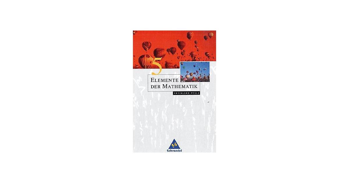 Elemente der Mathematik, Ausgabe Rheinland-Pfal...
