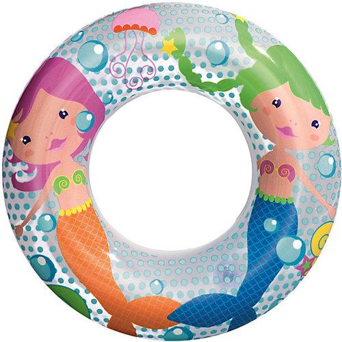 Круг для плавания Bestway Морские приключения, русалки от Bestway