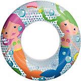 Круг для плавания Bestway Морские приключения, русалки