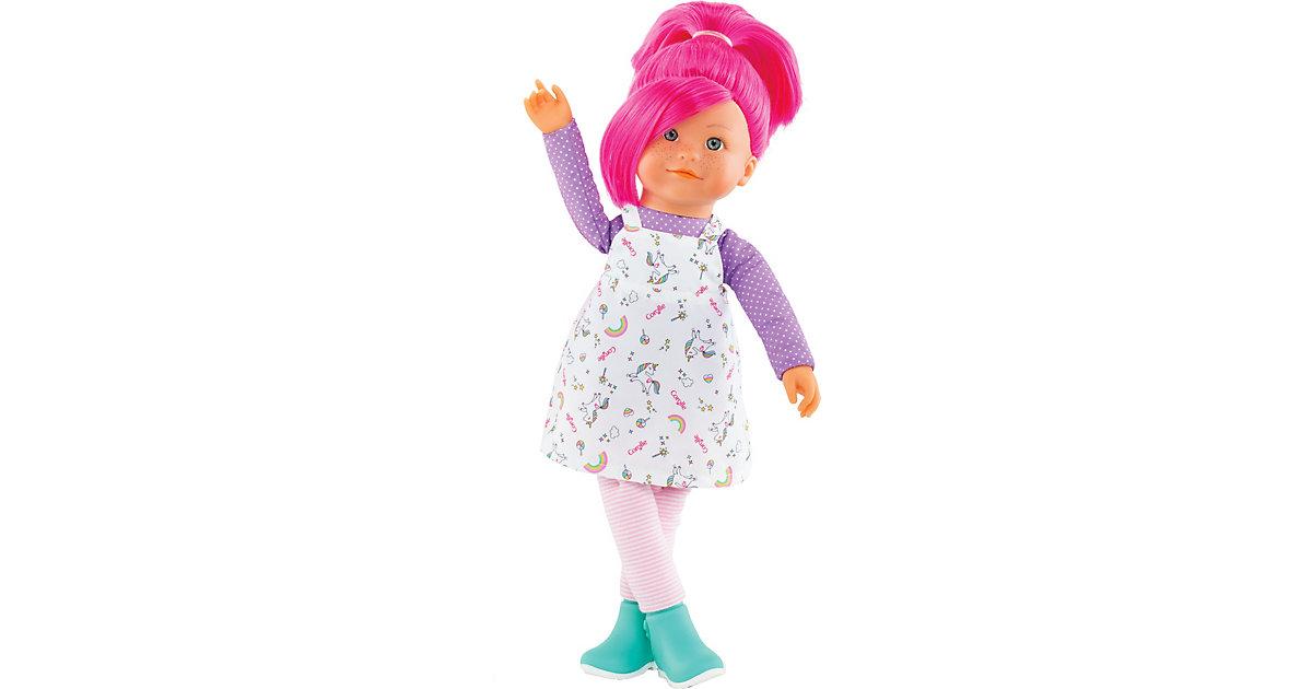 Rainbow Doll Nephelie mit zartem Vanilleduft mit Schlenkerbeinen 40cm