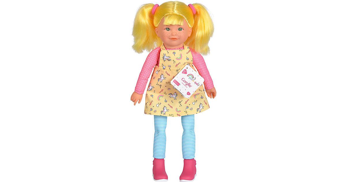 Rainbow Doll Celeste mit zartem Vanilleduft mit Schlenkerbeinen 40cm
