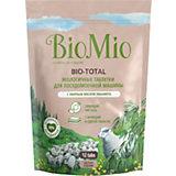 Таблетки для посудомоечной машины BioMio с маслом эвкалипта, 12 шт