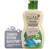 Средство для мытья посуды BioMio без запаха, 315 мл
